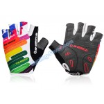 Inbike Colour Cycling Gloves - L Size