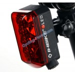 Inbike Waterproof Led & Laser Beam Tail Light