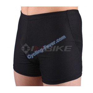 Inbike Men Long Distance Cycling Shorts With Silica Gel Pad - XL Size