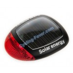 Inbike Energy-Saving Solar Power Bike Rear Light