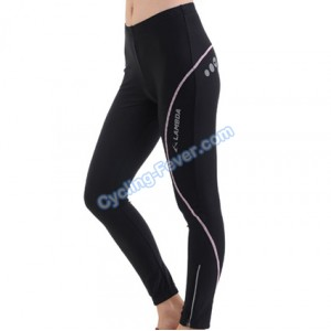 Lambda Fashion Breathable Cycling Pants for Woman - S Size