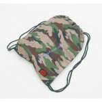 Sola Camouflage Drawstring Backpack